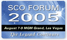 Learn more about SCO Forum 2004